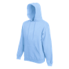 Hooded Sweatshirt in sky-blue