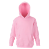 Kids Hooded Sweatshirt in light-pink