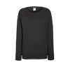 Lady Fit Lightweight Raglan Sweatshirt in light-graphite