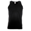 Athletic Vest in black