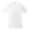 Kids Performance T-Shirt in white