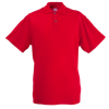 Original Pique Polo Shirt in red