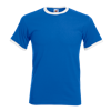 Contrast Ringer T-Shirt in royal-blue-with-white