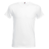Slim Fit T-Shirt in white