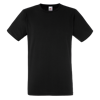 Fitted Value T-Shirt in black