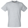 Fitted Value T-Shirt in heather-grey