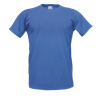 Fitted Value T-Shirt in royal-blue