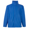 Outdoor Fleece Jacket in royal-blue