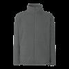 Outdoor Fleece Jacket in smoke