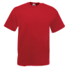 Value T-Shirt in brick-red