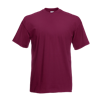 Value T-Shirt in burgundy