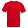 Value T-Shirt in red