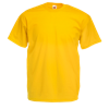Value T-Shirt in sunflower