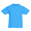 Kids Value T-Shirt in azure
