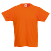 Kids Value T-Shirt in orange