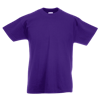 Kids Value T-Shirt in purple