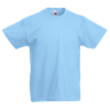 Kids Value T-Shirt in sky-blue