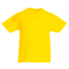 Kids Value T-Shirt in yellow