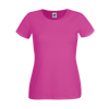 Lady Fit T-Shirt in fuchsia
