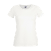 Lady Fit T-Shirt in white