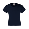 Girls Value T-Shirt in deep-navy