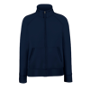 Lady Fit Sweat Jacket in deep-navy