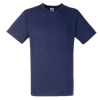 V Neck Value T-Shirt in deep-navy