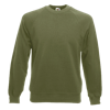 Raglan Sweatshirt in classic-olive