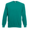 Raglan Sweatshirt in emerald