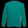 Raglan Sweatshirt in emerald
