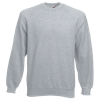 Raglan Sweatshirt in heather-grey