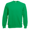 Raglan Sweatshirt in kelly-green