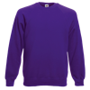 Raglan Sweatshirt in purple