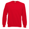 Raglan Sweatshirt in red