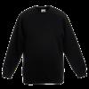Kids Raglan Sweatshirt in black