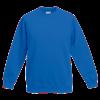 Kids Raglan Sweatshirt in royal-blue