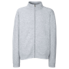 Sweat Jacket in heather-grey
