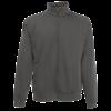 Sweat Jacket in light-graphite