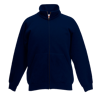 Kids Sweat Jacket in deep-navy