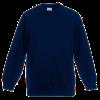 Kids Premium Raglan Sweatshirt in deep-navy