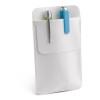 BERTRAND. Ball pen pouch in white