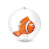 KARON. Inflatable ball in orange
