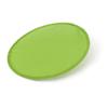 JURUA. Foldable flying disc in lime-green