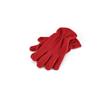 ALEXANDRE. Gloves in red