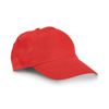 CHILKA. Cap for children in red