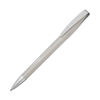 Cobra Mm Softgrip Pen in silver