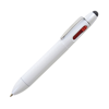 Twincolour Stylus Pens in red