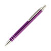 Trio Metal Pens in purple