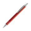 Trio Metal Pens in red