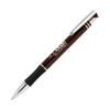 Intec Metal Pens in burgundy